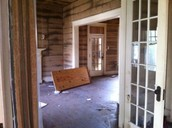 Example of Poor Living Conditions in Waco