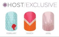 Host Exclusive Nail Wraps!