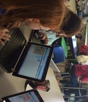 Coding with 3rd and 5th Grade