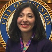 Featuring Juliet Stipeche, Director of the Mayor's Office of Educational Initiatives  for the City of Houston