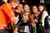 What are the social factors that may influence substance use?