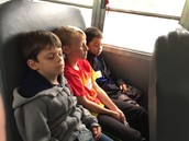 Field trips are exhausting!