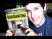 Author of Quarantine