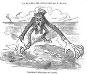 Economic - Islands taken over after Spanish war