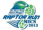 The Raptor Run is September 26th!