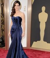 Sandra at the Oscars