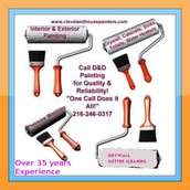 * D&D Painting is a Full-Service Painting Contractor!