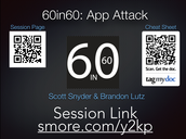 Welcome to 2014 60in60® App Attack