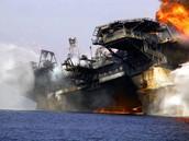 Oil Platform Collapse