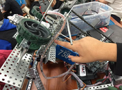 Battle of the Bots Robotics Team Competition