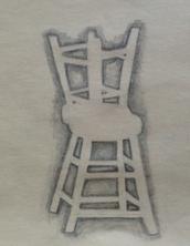 Stool drawing