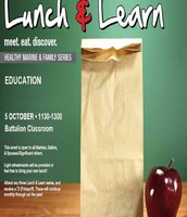 Lunch and Learn - Education