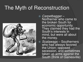 The Myth of Reconstruction
