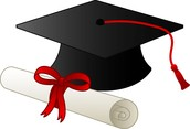 Graduation-June 18 at GMU at 10:00 AM