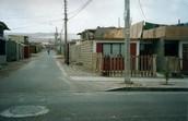 Lower income neighborhood