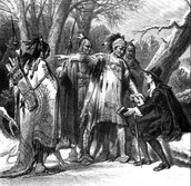 Naraganssett tribes