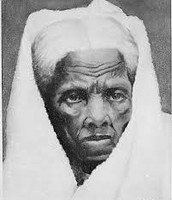 Harriet in her later years
