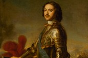 Achievements of Peter the Great