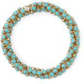 Vintage Twist - Turquoise $21