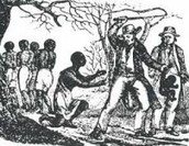 Miss treatment of Slaves
