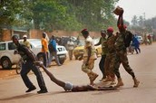 Chad soldiers killed Central African Republic citizens