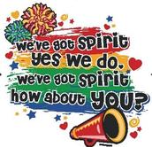 FIYA Spirit Team Competition - Friday, May 6, 5:00pm