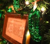 What is the Christmas Pickle?