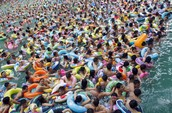 Crowded China