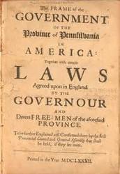 Pennsylvania Goverment