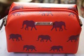 Pouf - Elephant $15 SOLD (Kari Murphy)