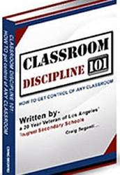 Classroom Discipline 101