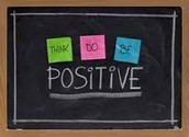 What does Positive attitudes mean to you?