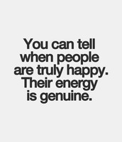 GENUINE PEOPLE.