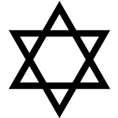 The Star of David is the Symbol
