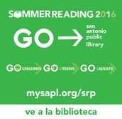 Go SAPL Summer Reading Program