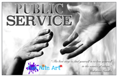 New! Public Service Member Membership!