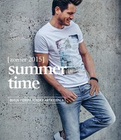 Summer collection men