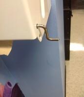 Towel Dispenser Handle