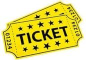 Tickets Galore!!