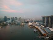 Marina Bay, le centre business