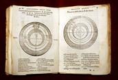 Geocentric Model in His Book