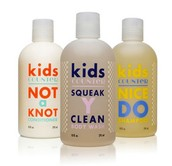 Kidscounter Bath Collection