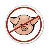 No Pueden Comer Cerdo