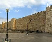 מידע על חומות ירושלים