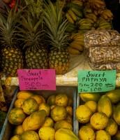 Pineapple and Papayas