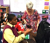 Karen Bland, North Oaks Middle School