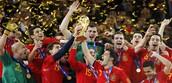 Soccer is popular in Spain!
