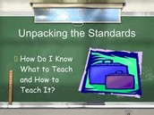 Topic 1: Unpack your Next Math Unit