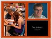 Keynote Speaker and Workshop Presenter Paul Anderson