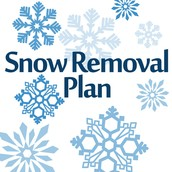 GODDARD LOT SNOW REMOVAL PLAN
